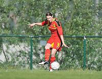 Belgium - Ukraine : Heleen Jaques<br /> foto DAVID CATRY / Nikonpro.be
