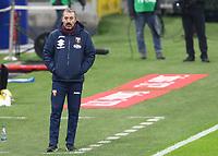 Milano  09-01-2021<br /> Stadio Giuseppe Meazza<br /> Campionato Serie A Tim 2020/21<br /> Milan - Torino<br /> nella foto:  Giampaolo Marco Allenatore Torino Fc                                                        <br /> Antonio Saia Kines Milano
