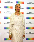 Carmen de LaVallade arrives for the formal Artist's Dinner honoring the recipients of the 40th Annual Kennedy Center Honors hosted by United States Secretary of State Rex Tillerson at the US Department of State in Washington, D.C. on Saturday, December 2, 2017. The 2017 honorees are: American dancer and choreographer Carmen de Lavallade; Cuban American singer-songwriter and actress Gloria Estefan; American hip hop artist and entertainment icon LL COOL J; American television writer and producer Norman Lear; and American musician and record producer Lionel Richie.  <br /> Credit: Ron Sachs / Pool via CNP