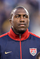 Jozy Altidore. The USMNT tied Argentina, 1-1, at the New Meadowlands Stadium in East Rutherford, NJ.