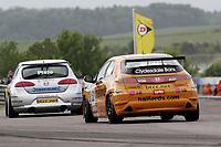 Round 2 of the 2007 British Touring Car Championship. #52 Gordon Shedden. (GBR). Team Halfords. Honda Civic.