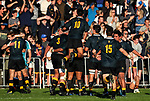 Action during the 1st XV Rugby match between Kings College and Auckland Grammar, Auckland Grammar, Auckland, New Zealand. Saturday 17 June 2017. Photo: Simon Watts/www.bwmedia.co.nz for Kings College