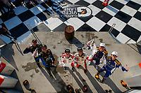 Continental Tire 240 at The Glen, ST Podium, #52 MINI JCW Team, MINI JCW, ST: Mark Pombo, Colin Mullan, #81 BimmerWorld Racing, BMW 328i, ST: Nick Galante, Devin Jones, #21 Bodymotion Racing, Porsche Cayman, ST: Max Faulkner, Jason Rabe