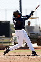 Jonathan Galvez - San Diego Padres - 2009 spring training.Photo by:  Bill Mitchell/Four Seam Images