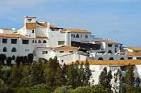 Hotel Romazzino, Cala Principe, auf der Halbinsel Capriccioli, Costa Smeralda, Gallura, Provinz Olbia-Tempio, Nord Sardinien, Italien