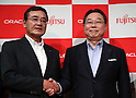 Fujitsu partners with Oracle