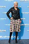 """Eva Hache attends to the presentation of the film """"Ls Pitufos"""" in Madrid. March 14, 2017. (ALTERPHOTOS/Borja B.Hojas)"""