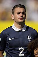 Mathieu Debuchy of France