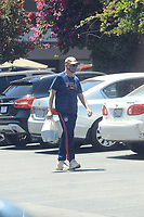 Prinz von Anhalt Spotted Grocery Shopping In Hollywood
