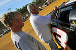Jun 27, 2009; 6:31:36 PM; Rural Retreat, VA., USA; The eighth stop of the Carolina Clash Super Late Model tour running at Wythe Raceway for a $4,000 to win, 40 lap showdown.  Mandatory Credit: (thesportswire.net)
