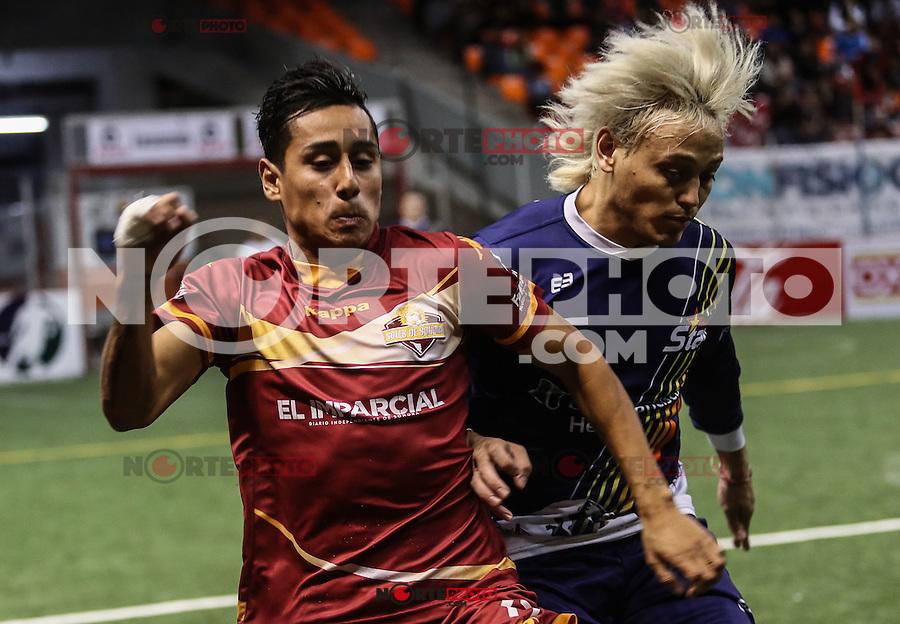 Soles de Sonora vs TacomaStars de la Major Arena Soccer League MASL20162017.<br /> Foto:LuisGutierrez/NortePhoto.com