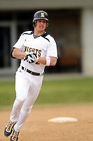 Outfielder Rhett Wiseman (#2) of the Buckingham, Browne and Nichols Knights during a game versus Roxbury Latin HS at BB&N High School in Cambridge Massachusetts on April 7, 2012.( Ken Babbitt /Four Seam Images)