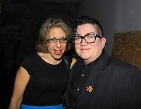01-13-13 Lea DeLaria & Jackie Hoffman - Joe's Pub, NYC