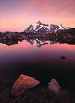 Mt. Shuksan, North Cascades National Park, Washington