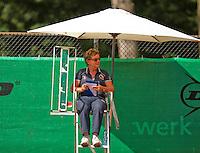 Netherlands, Rotterdam August 08, 2015, Tennis,  National Junior Championships, NJK, TV Victoria, Umipre<br /> Photo: Tennisimages/Henk Koster