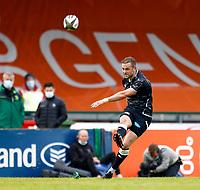 4th June 2021; Galway Sportsgrounds, Galway, Connacht, Ireland; Rainbow Cup Rugby, Connacht versus Ospreys; Stephen Myler scores a conversion for Ospreys