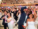 Unification Church holds mass wedding ceremony for 4000 couples
