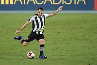 Rio de Janeiro (RJ), 25/04/2021 - BOTAFOGO-MACAÉ - Pedro Castro. Partida entre Botafogo e Macaé, válida pela decima primeira rodada da Taça Guanabara, realizada no Estádio Nilton Santos (Engenhão), no Rio de Janeiro, neste domingo (25).
