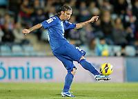 Getafe's Alexis Ruano during La Liga match.November 18,2012. (ALTERPHOTOS/Acero) NortePhoto