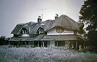 Swiss Cottage: designed by John Nash, 1810-1814  for Richard Butler, Baron of Cahir,  Photo is from Cahir Photo Company in Typperary, Ireland.