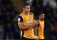 Jake Livermore of Hull City during the Capital One Cup match between Hull City and Swansea City played at the Kingston Communications Stadium, Hull