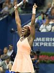 Sloane Stephens defeats Venus Williams in the quarters
