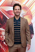 Paul Rudd <br /> Roma 19/07/2018. Ant-Man and the Wasp Photocall.<br /> Rome 19th of July.  Ant-Man and the Wasp photocell in Rome.<br /> Foto Samantha Zucchi Insidefoto