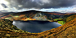 Guinness Lake, the Wicklow Mountains, Ireland