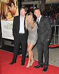 Brandon Camp,Jennifer Aniston & Aaron Eckhart at The Universal Pictures World Premiere of Love Happens held at The Mann's Village Theatre in Westwood, California on September 15,2009                                                                   Copyright 2009 DVS / RockinExposures
