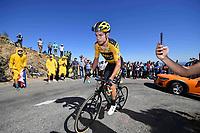 3rd September 2020; Le Teil to Mont Aigoual , France. Tour de France cycling tour, stage 6; Jumbo - Visma Kuss, Sepp Mont Aigoual
