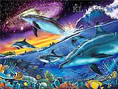 Interlitho, Lorenzo, FANTASY, paintings, oceangalaxy 2, KL, KL3881,#fantasy# illustrations, pinturas