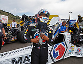 NHRA Mello Yello Drag Racing Series<br /> Mopar Mile-High NHRA Nationals<br /> Bandimere Speedway, Morrison, CO USA<br /> Sunday 23 July 2017 Antron Brown, Matco Tools, top fuel dragster<br /> <br /> World Copyright: Mark Rebilas<br /> Rebilas Photo