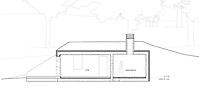 BNPS.co.uk (01202 558833)<br /> Pic: LParchitects/BNPS<br /> <br /> Drawings for the bunker<br /> <br /> A windowless Second World War bunker is set to be transformed into a coastal holiday home.<br /> <br /> The concrete bunker was built into the cliff at Ringstead Bay in Dorset and formed part of an RAF radar station to detect German Luftwaffe.<br /> <br /> The building is almost invisible from the outside, camouflaged into the landscape thanks to overgrown foliage and vegetation.