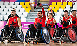 Eric Rodrigues, Lima 2019 - Wheelchair Rugby // Rugby en fauteuil roulant.<br />