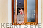 Kerry Mayor Niall Kelleher who is self isolating after returning from the United States