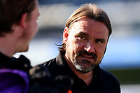 24th April 2021; The Kiyan Prince Foundation Stadium, London, England; English Football League Championship Football, Queen Park Rangers versus Norwich; Norwich City Manager Daniel Farke after the 1-3 win at full time