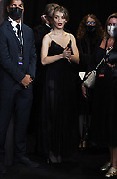 """October 12, 2021. Sarah Snook, attend HBO's """"Succession"""" Season 3 Premiere at the  American Museum of Natural History in New York October 12, 2021 Credit: RW/MediaPunch"""