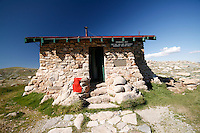 Seaman's Hut in the Snowy Mountains, High Country