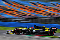 13th November 2020; Istanbul Park, Istanbul, Turkey; FIA Formula One World Championship 2020, Grand Prix of Turkey, Free practise sessions; 31 Esteban Ocon FRA, Renault DP World F1 Team