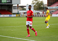 10th October 2020; The County Ground, Swindon, Wiltshire, England; English Football League One; Swindon Town versus AFC Wimbledon; Joel Grant of Swindon Town