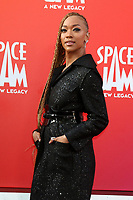 LOS ANGELES - JUL 12:  Sonequa Martin-Green at the Space Jam:  A New Legacy Premiere at the Microsoft Theater on July 12, 2021 in Los Angeles, CA