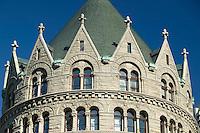 Grain Exchange, Boston, MA (Shepley, Rutan & Coolidge, architect,1889)