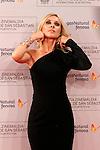 The actress Cayetana Guillen Cuervo during the 60th San Sebastian Donostia International Film Festival - Zinemaldia.September 20,2012.(ALTERPHOTOS/ALFAQUI/Acero)