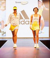 11-02-13, Tennis, Rotterdam, ABNAMROWTT, Fashion Show