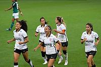 São Paulo (SP), 16/11/2020 - Corinthians-Palmeiras - Corinthians e Palmeiras jogo válido pelo Campeonato Brasileiro Feminino, segundo jogo da semifinal do Brasileiro Feminino, segunda-feira (16), na Neo Química Arena em São Paulo-SP.