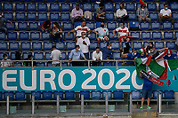 Italian supporters spaced out for the covid during the Uefa Euro 2020 Group stage - Group A football match between Turkey and Italy at stadio Olimpico in Rome (Italy), June 11th, 2021. Photo Andrea Staccioli / Insidefoto