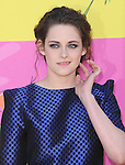 Kristen Stewart at The Nickelodeon's Kids' Choice Awards 2013 held at The Galen Center in Los Angeles, California on March 23,2013                                                                   Copyright 2013 Hollywood Press Agency