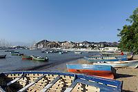 Hafenbucht von Mindelo, Sao Vicente, Kapverden, Afrika