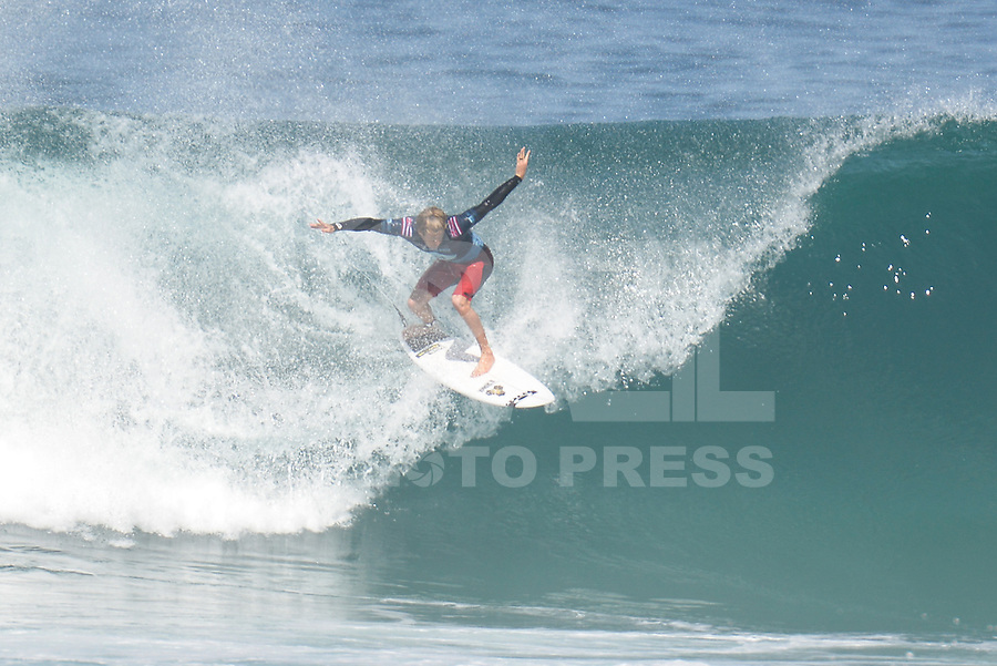 SAQUAREMA, RJ, 16.05.2018 - WSL-RJ - Sebastian Zeitz, no Oi Rio Pro etapa da WSL na Praia de Itaúna, Saquarema, Rio de Janeiro nesta quarta-feira, 16. (Foto: Clever Felix/Brazil Photo Press)