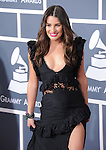 Lea Michele attends The 53rd Annual GRAMMY Awards held at The Staples Center in Los Angeles, California on February 13,2011                                                                               © 2010 DVS / Hollywood Press Agency